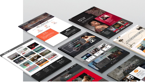Custom DIVI layouts