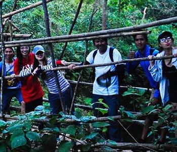 Go Crayons in Mt. Batulao