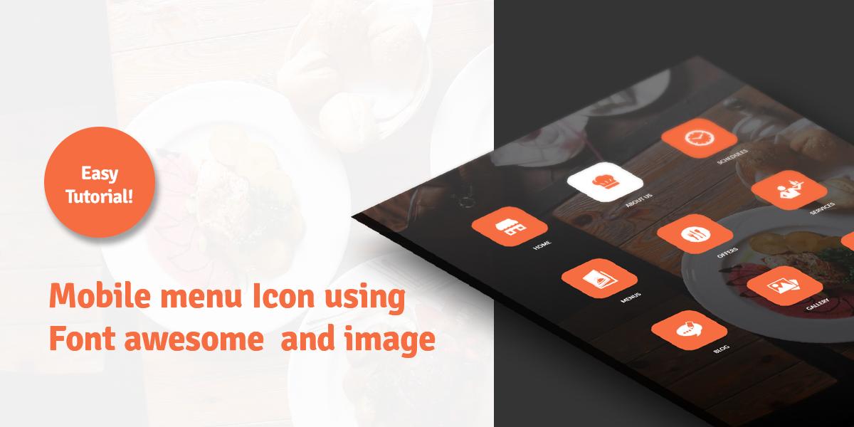 How to Create Beautiful Mobile Menu using DIVI theme