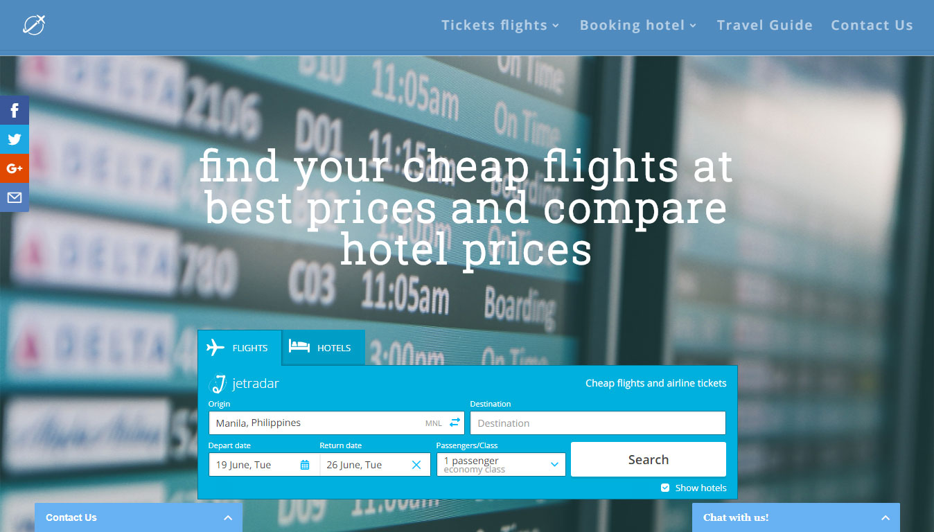 Cheap Travel Booking featured by Go Crayons