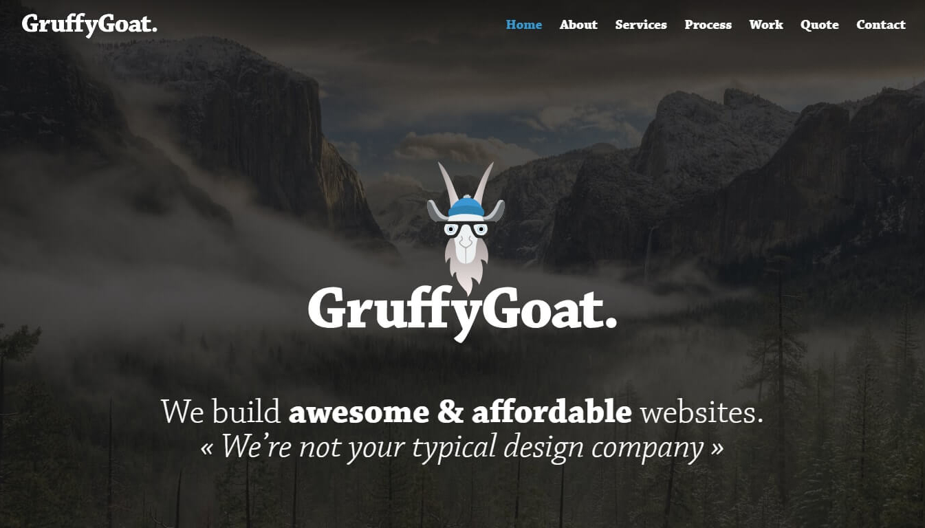 Gruffy Goat Featured by Go Crayons