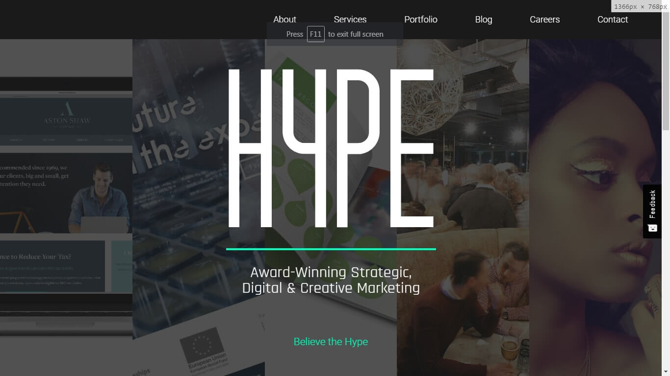 Hype Marketing Featured by Go Crayons