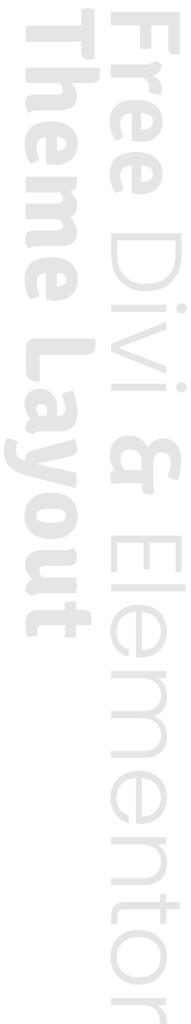 , Free DIVI Layouts